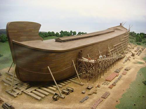 The Quran draws the curtain on Noah's story. We do not know how his affairs with his people continued..