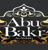 Abu Bakr: The Man & Closest Companion (Part 1)
