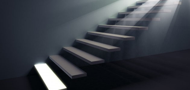 Ascending the Stairs of Faith (Part 2)