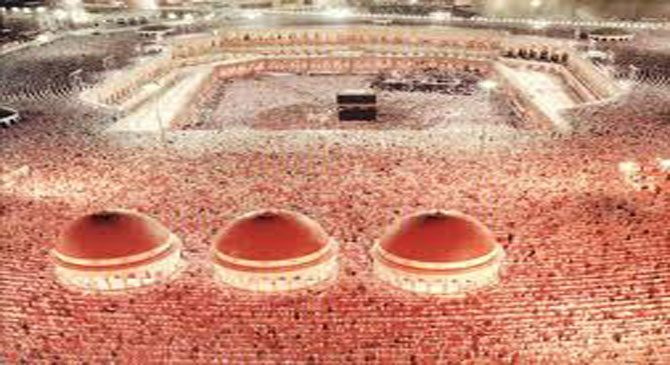 The phenomenal result of this call to Hajj can be seen today when millions of Muslims from the four corners of the globe make the journey by plane, by ship, by road, by camel and even by foot. All answering the call of Ibrahim made thousands of years ago.