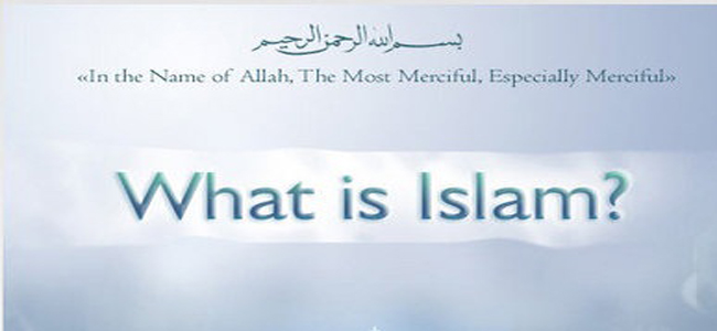 The teachings of Islam, they are as relevant today as they were 1400 years ago. In fact, Islam has all of the answers and solutions to all of our contemporary problems.