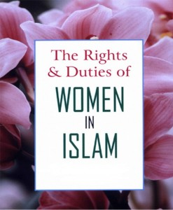 Women's rights in Islamic civilization