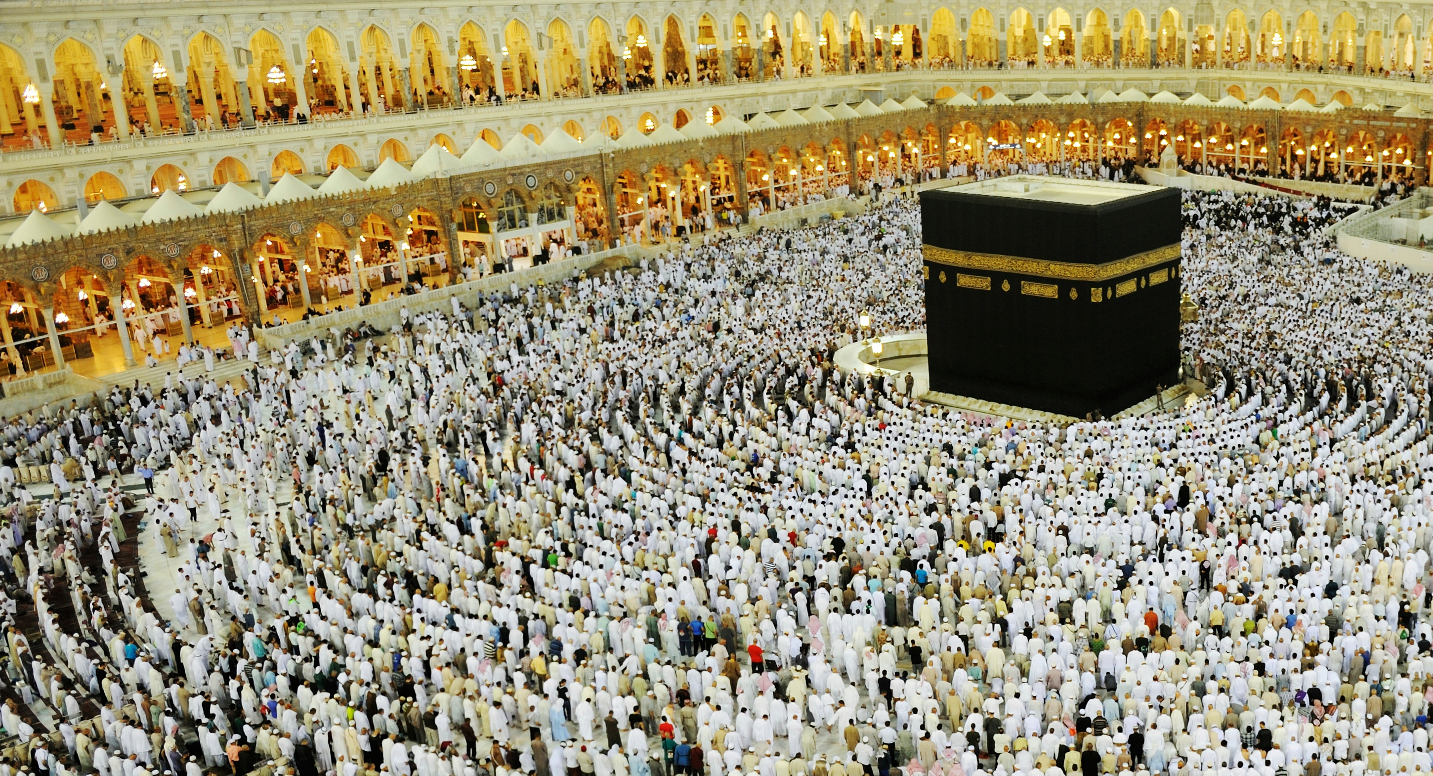 Step by Step Guide to Hajj