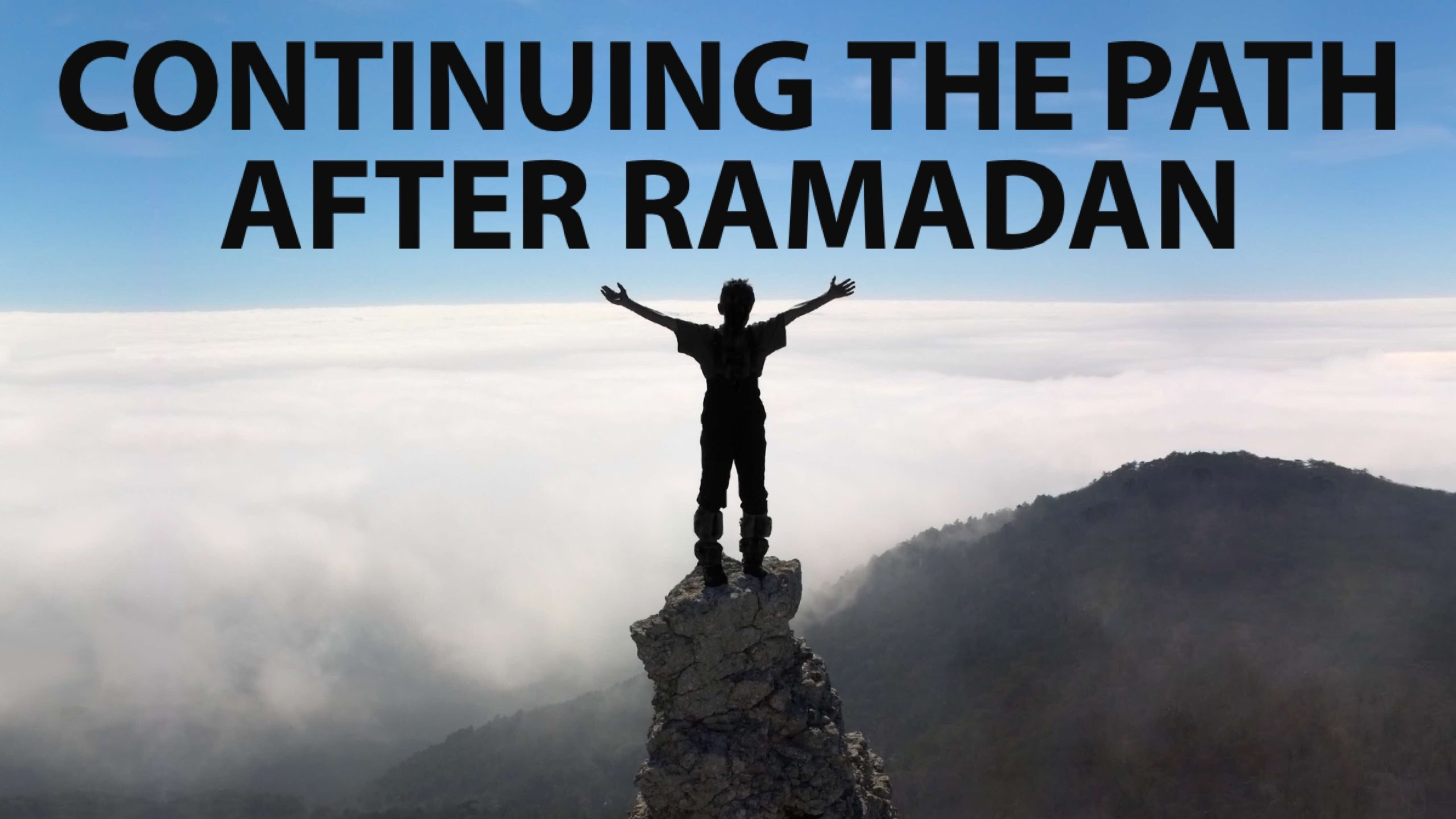 how can i continue after ramadan