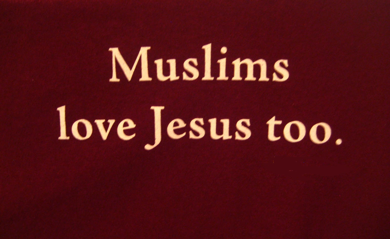 What Are the Rights of Jesus upon Muslims