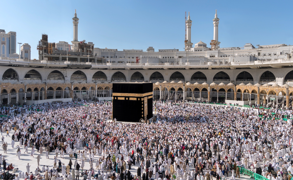 Changing the Qiblah A Test for the Believers