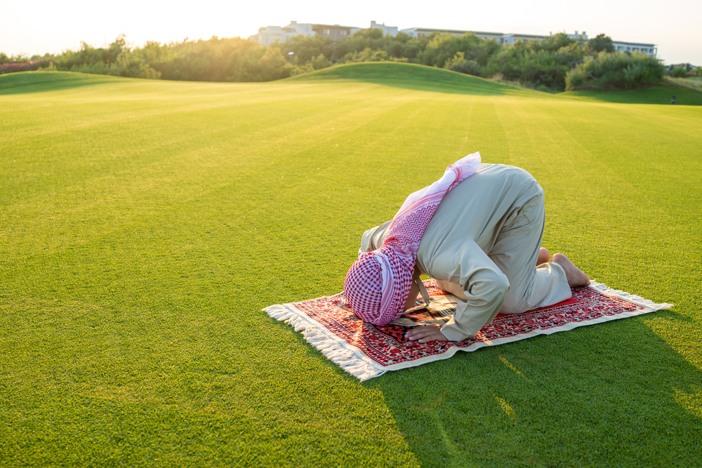 What to Do After the Shahadatayn Ghusl, Wudu, and Tayammum