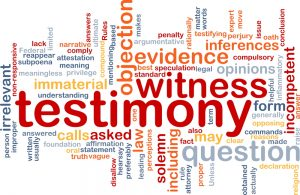 Why Are Two Female Witnesses Equivalent to One Male Witness?
