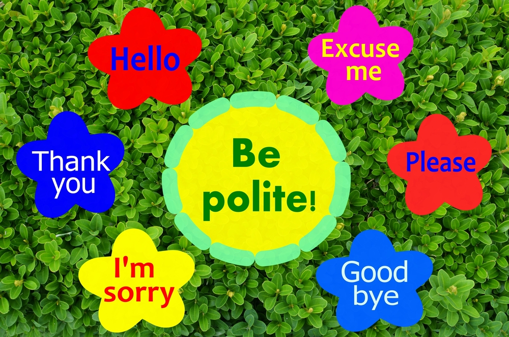 What Is the First Step towards Good Manners