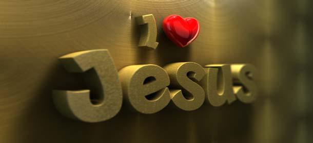 I Love Jesus because I am Muslim