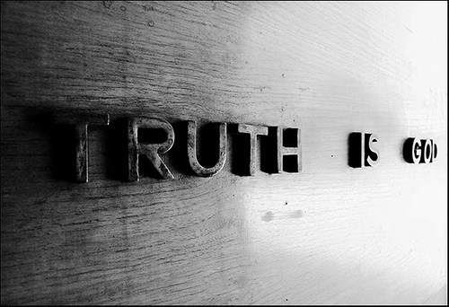 is god a truth