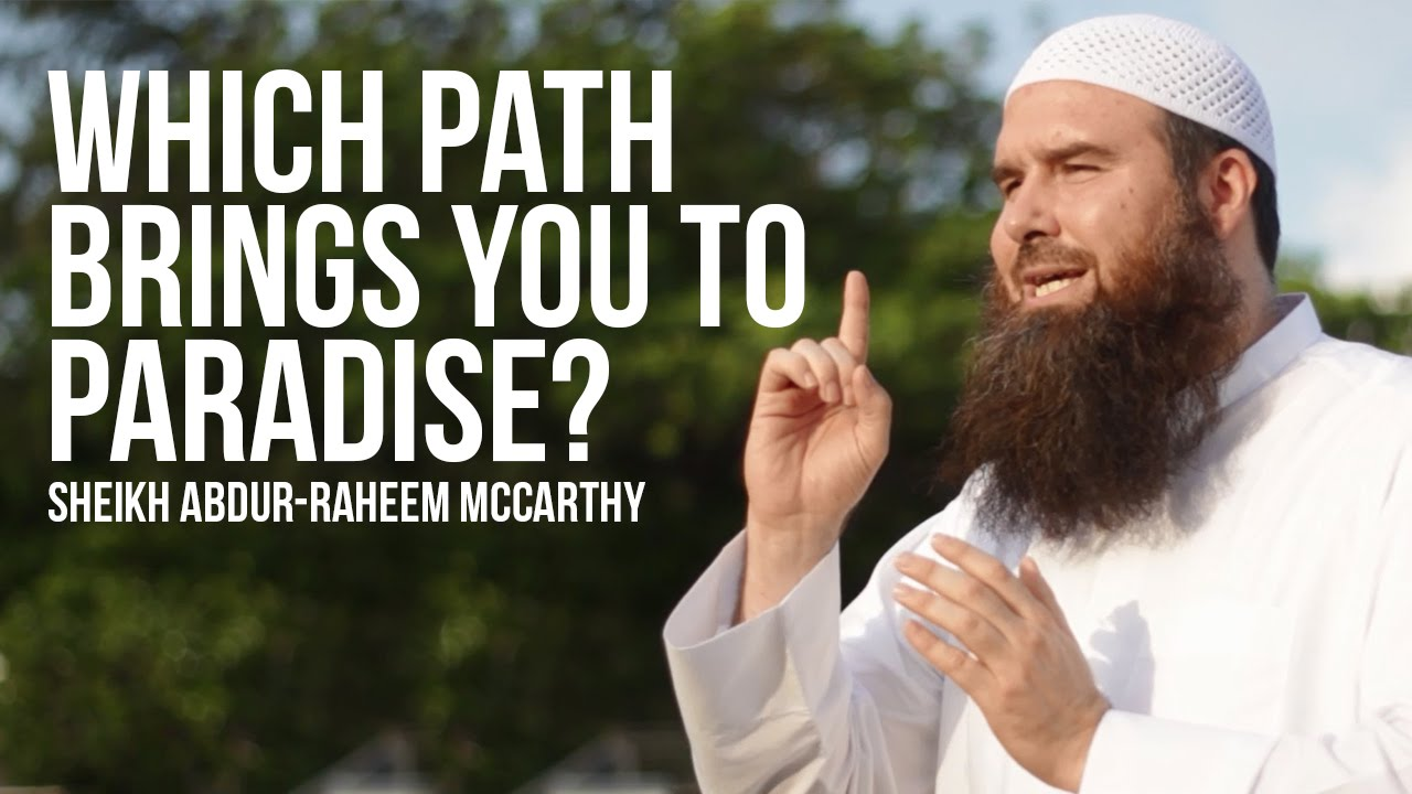 which path brings you to paradise