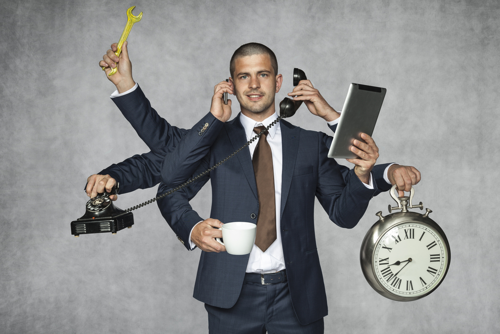 Fasting, Materialism and Time Management