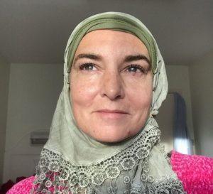 Famous Irish Singer, Sinead O'Connor, Converts to Islam