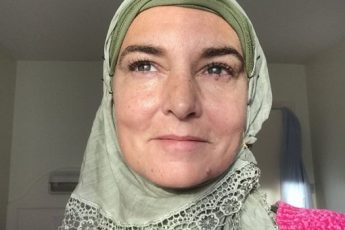 Famous Irish Singer, Sinead O'Connor, Converts to Islam