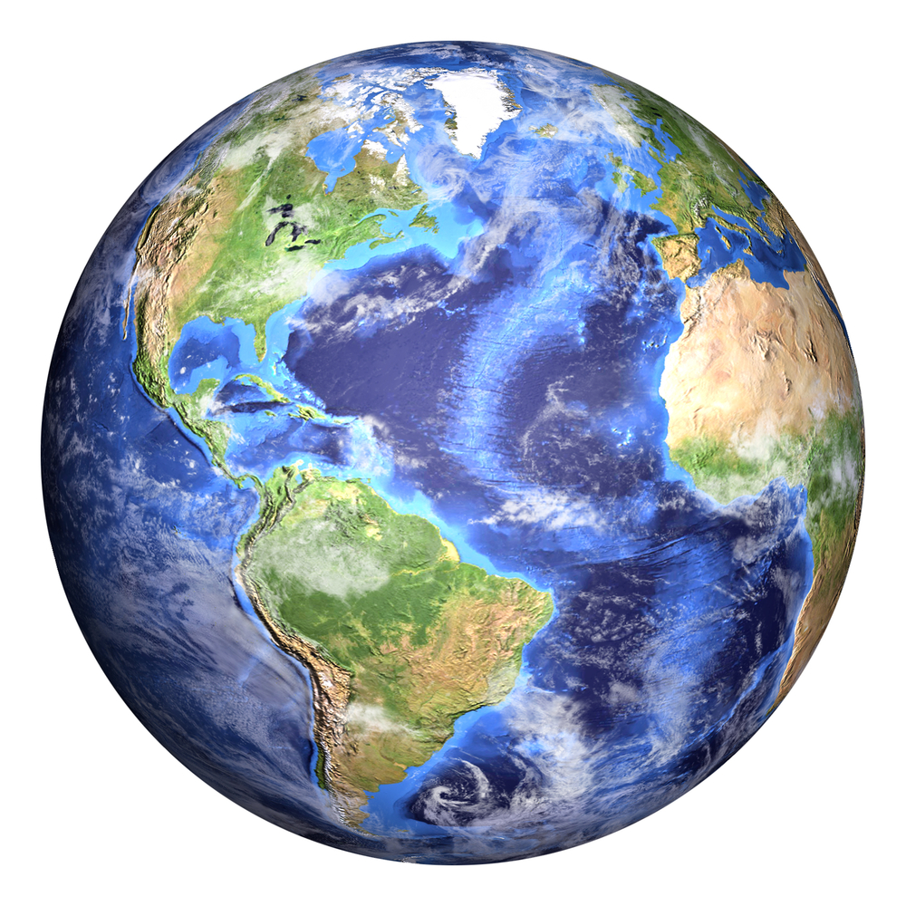 Is Earth a Rotating Sphere?