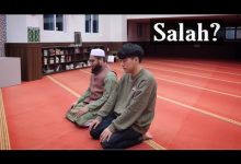 Daud Kim Learns How to Perform Prayer
