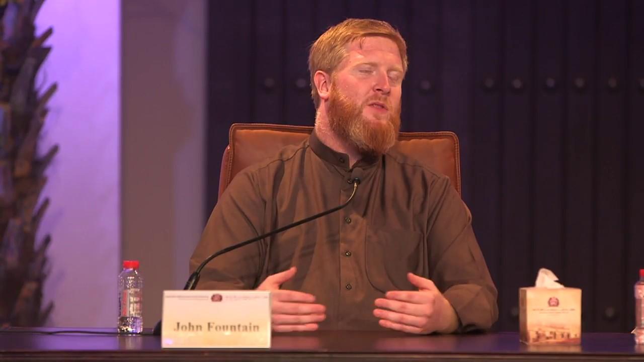 John Fountain: Former Catholic Explains the Real Message of Jesus Christ (The Faith)